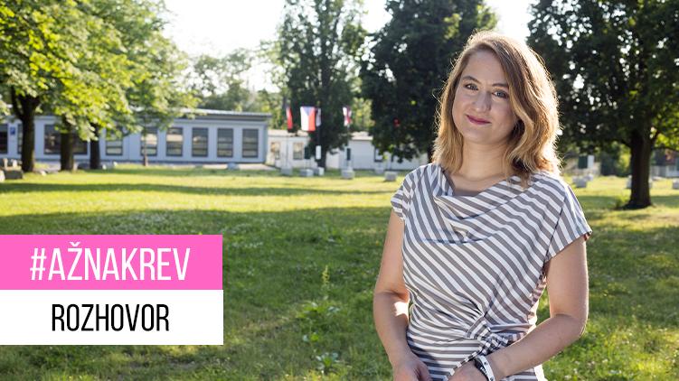 #Rozhovor AŽNAKREV: 10 dní sbírky zajistilo kalíšek 100 ženám v nouzi, říká Eva Nováková