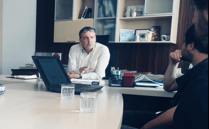 Piráti z Boskovic informují: schůzka se starostou k PaRo a stavba sportovní haly