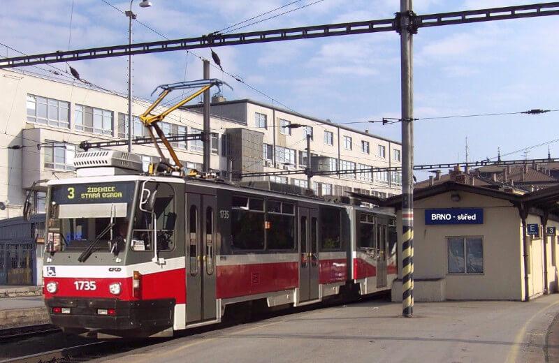 Brno nadzemkou – Ondřej Kotas představuje projekt brněnské nadzemní dráhy
