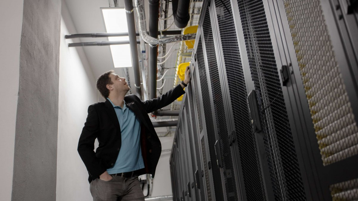 Záložní datacentrum aneb robustní infrastruktura města