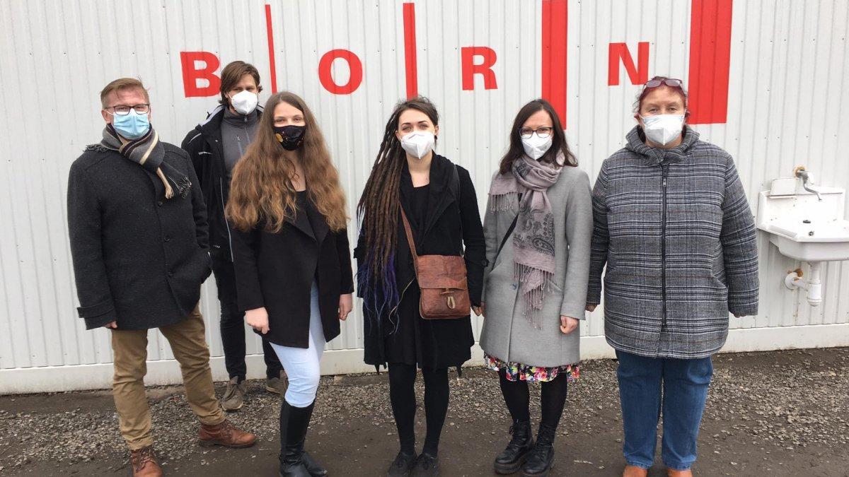Kontaktní centrum Vlhká předchází sociální izolaci i šíření koronaviru