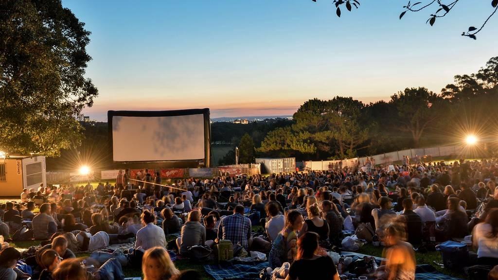První digitální letní kino v Brně