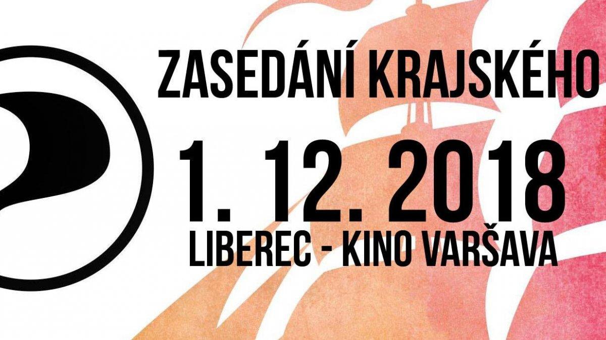 Piráti obsadí liberecké kino Varšava