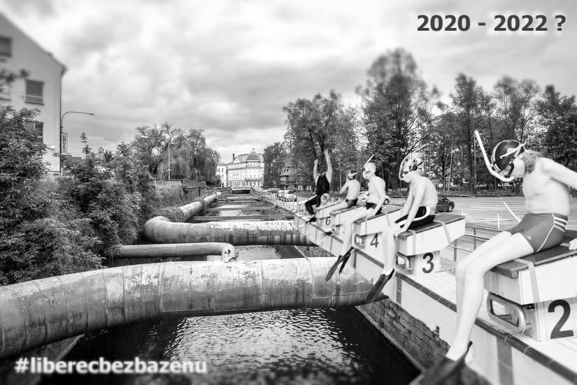 Piráti nechtějí Liberec bez bazénu