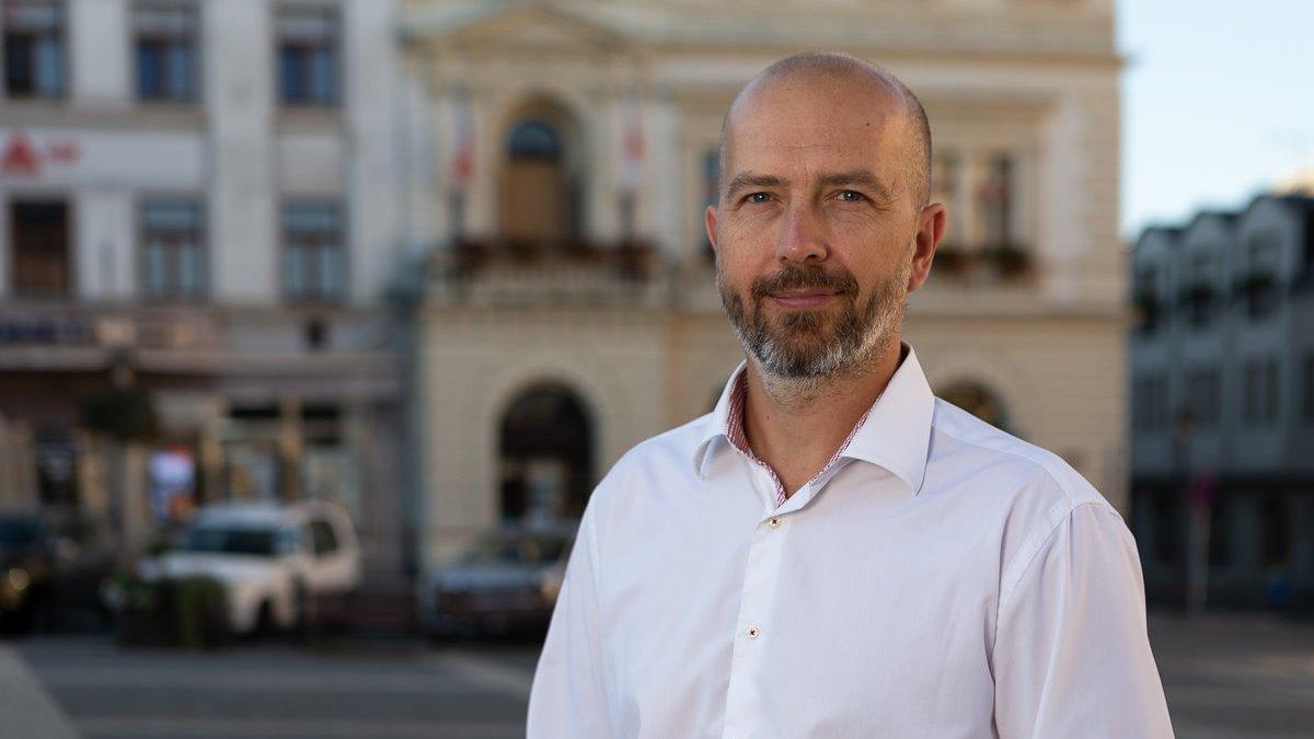 Piráty povede do zastupitelstva Libereckého kraje Zbyněk Miklík