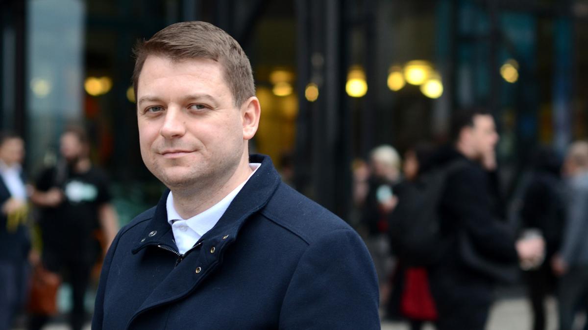 Poslanec Tomáš Martínek - Jsem rád, že Liberecký kraj je nejliberálnější v ČR
