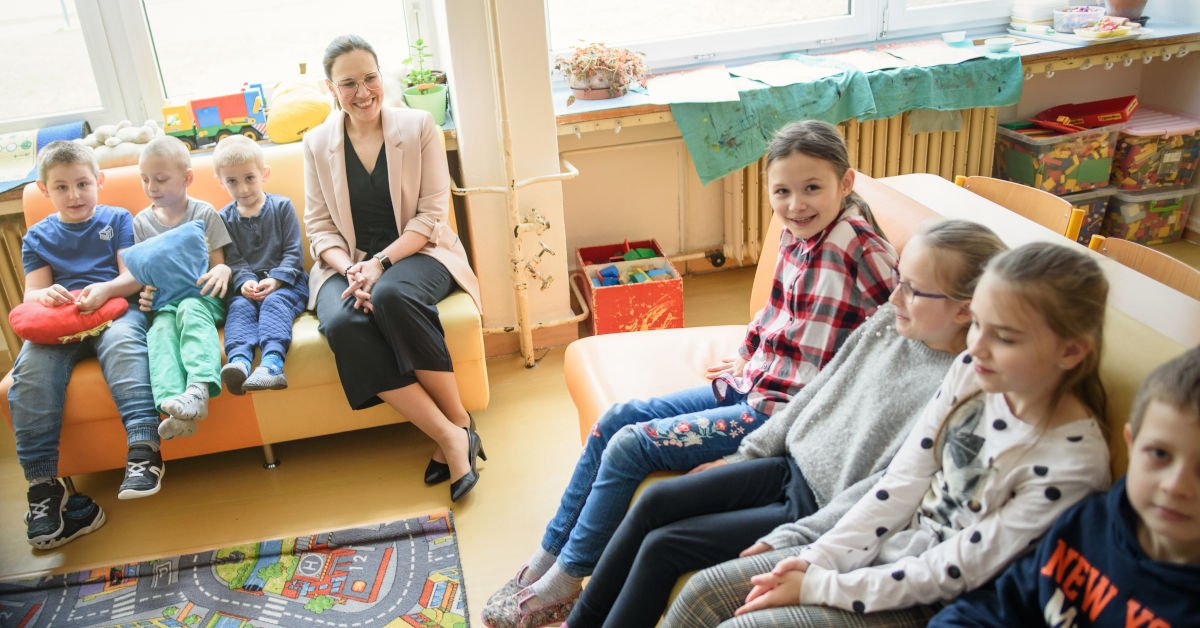 Ostrava zajišťuje hlídání pro děti zdravotníků a pracovníků v první linii