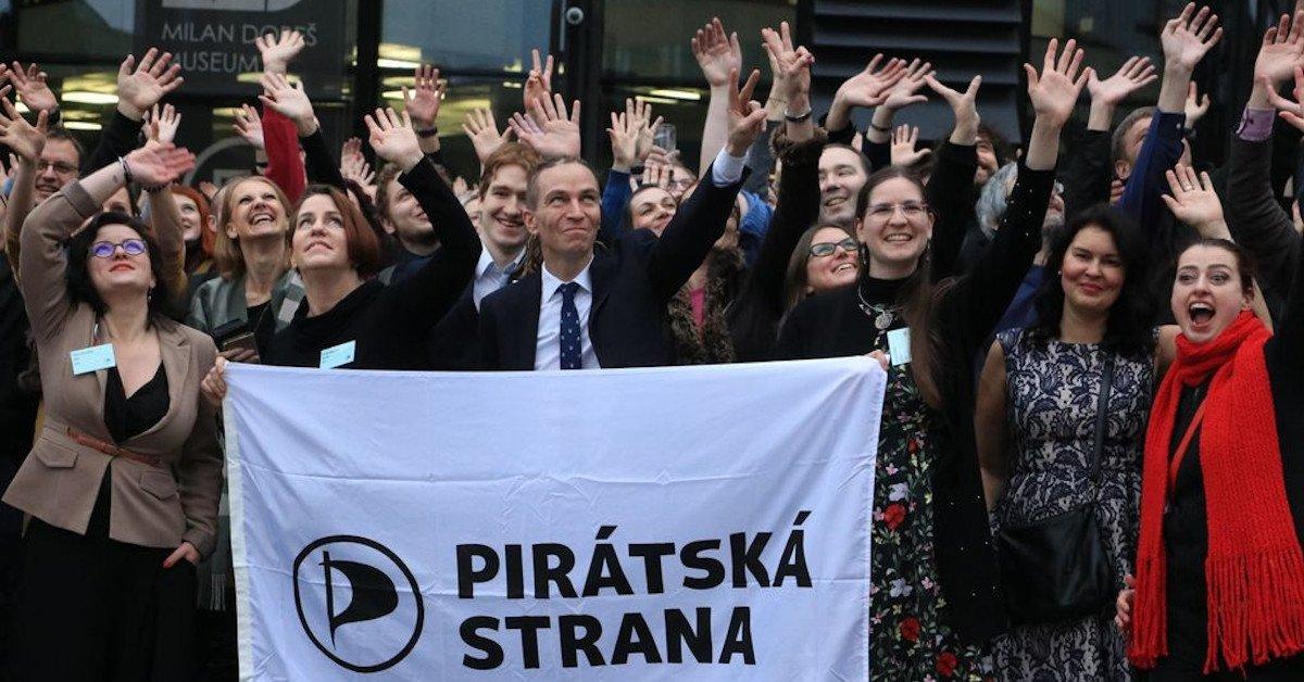 Zuzana Klusová o Celostátním fóru Pirátů: Jsme parta svobodomyslných pracovitých lidí
