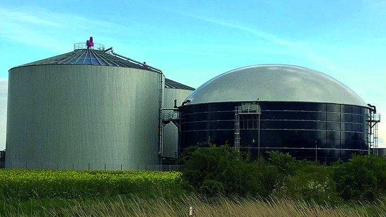 V Rapotínské bioplynové stanici umí udělat z gastroodpadu elektrickou energii