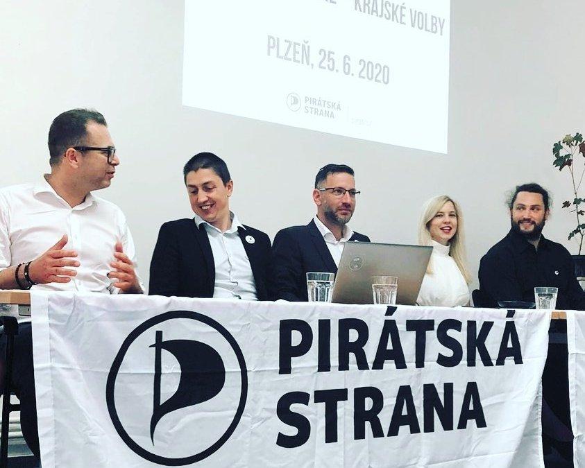 V Plzeňském kraji startujeme předvolební kampaň!