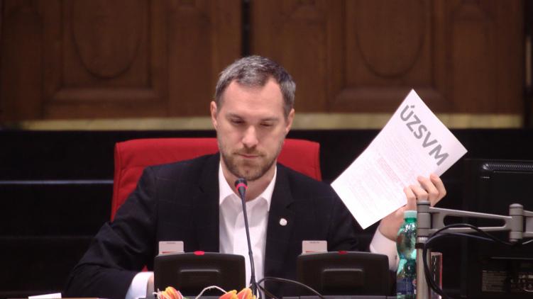 Komentář primátora Hřiba k dopisu Úřadu pro zastupování státu ve věcech majetkových