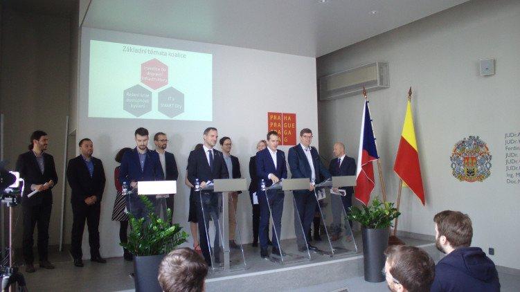 Prioritou je rozvoj nemocnic na území hlavního města, shodlo se vedení Prahy s premiérem