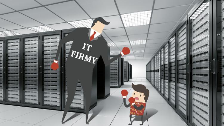 Zakázka na míru podruhé – datové centrum Chodovec pod taktovkou velkých IT firem