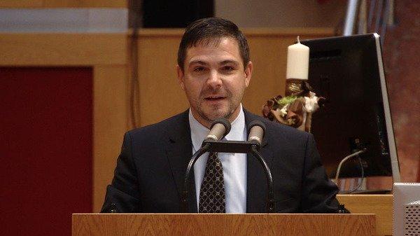 Karel Březina v grantové komisi
