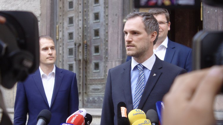 Skončila první kola schůzek o programu nově se rodící pražské koalice. Žádné zásadní neshody, shodují se lídři Pirátů, PRAHA SOBĚ a Spojených sil pro Prahu