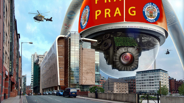 Nechceme Velkého bratra v Praze
