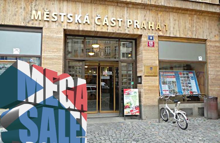 Zastupitelstvo Prahy 1 schválilo prodej bytu za 19 milionů, úřad jej však prodal za 7. Piráti podali trestní oznámení