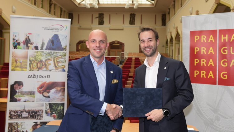 Praha podepsala memorandum o podpoře volnočasových aktivit mladých