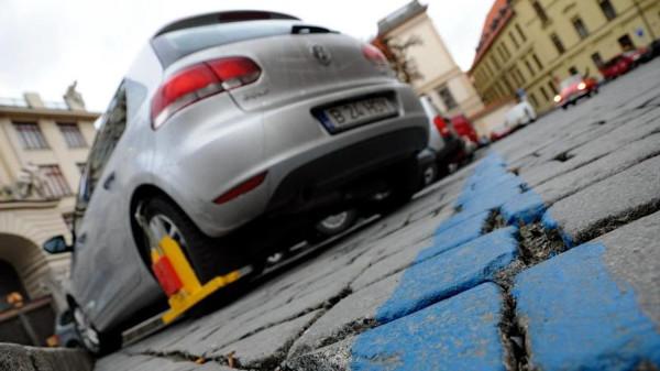 Jednotný systém parkování