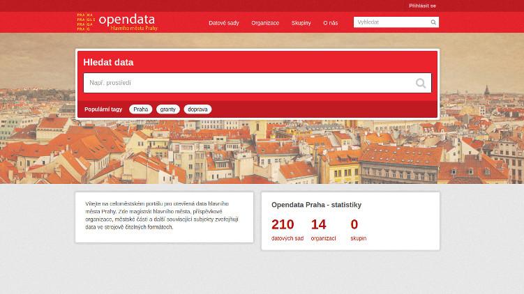 Pražský magistrát udělal další krok pro otevřená data