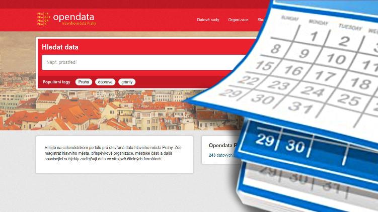 Praha má první publikační plán otevřených dat