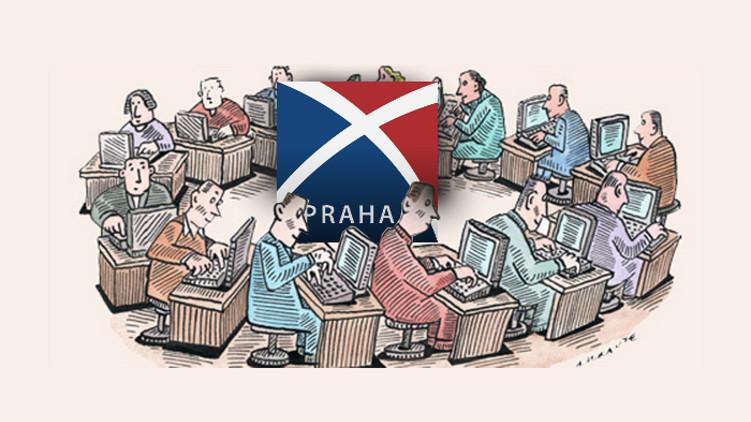 Piráti žalují Prahu 1, která jim systematicky odmítá poskytovat informace