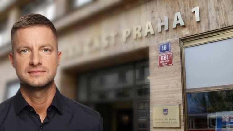 David Bodeček zůstává radním pro majetek na Praze 1