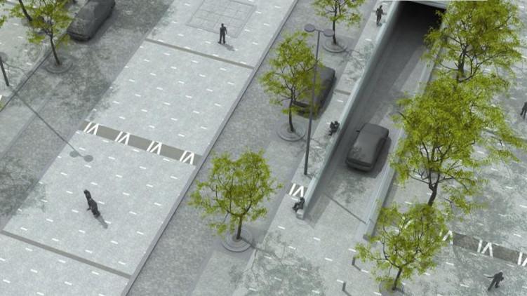 Nesouhlasíme s navyšováním parkovacích kapacit na Václavském náměstí