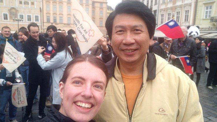 Podporujeme účast Tchaj-wanu na Světovém zdravotnickém shromáždění