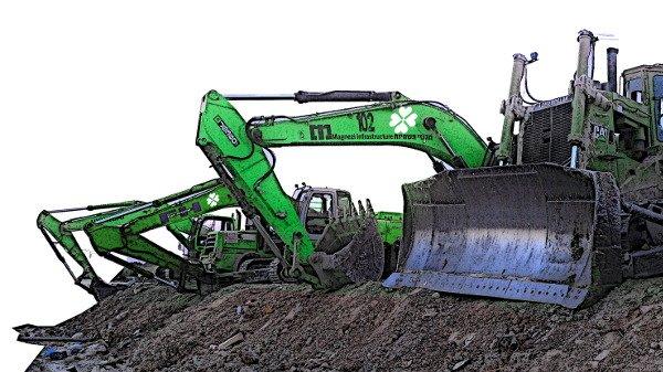 Zelení doplatili na buldozerskou politiku
