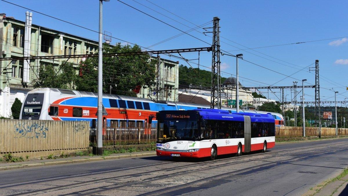 Problémy integrace dopravy ve Středočeském kraji