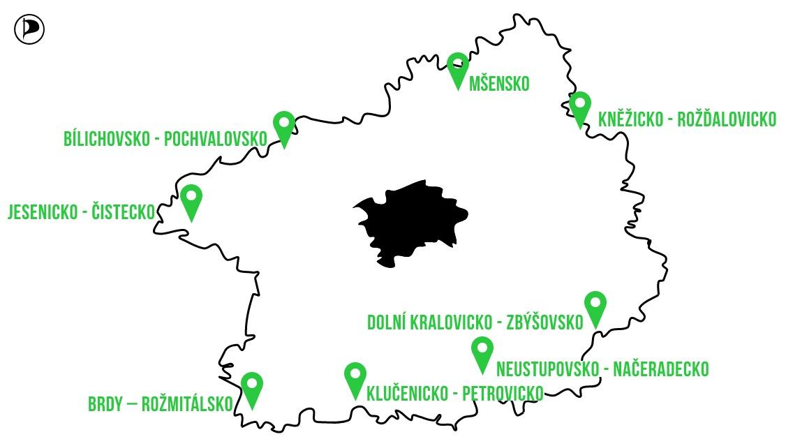 Jiří Snížek: Znevýhodněným oblastem středních Čech pomůžeme!