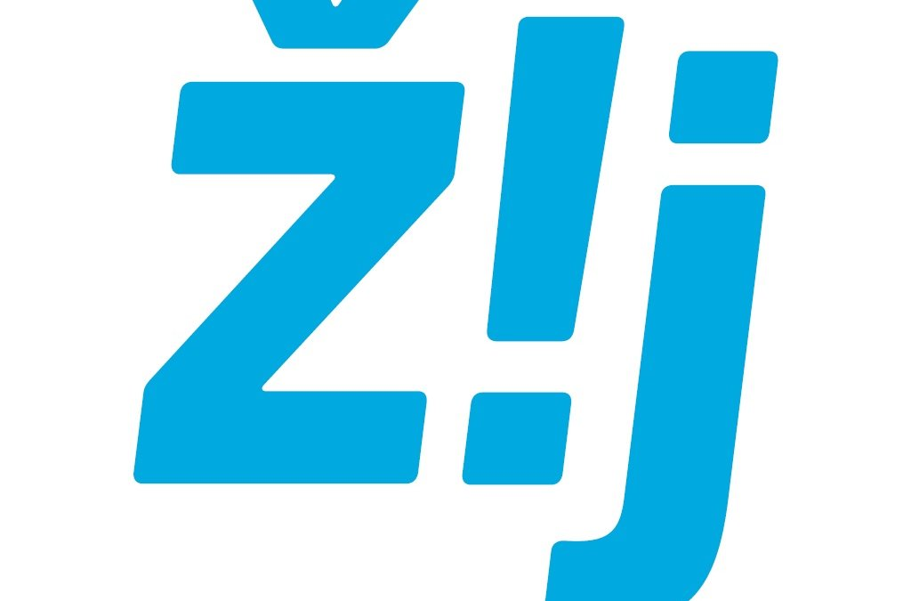 ŽiJ!, vyzývá nové logo jihlavské koalice TOP 09, Pirátů a Zelených
