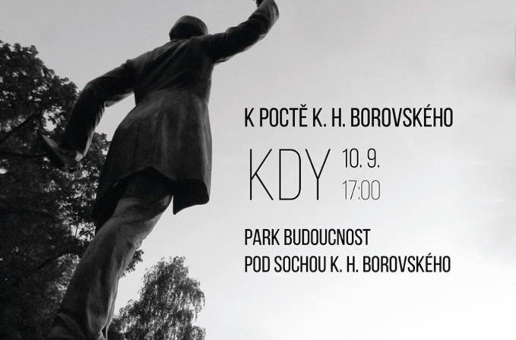 Vypravěčský festiválek k poctě K. H. Borovského