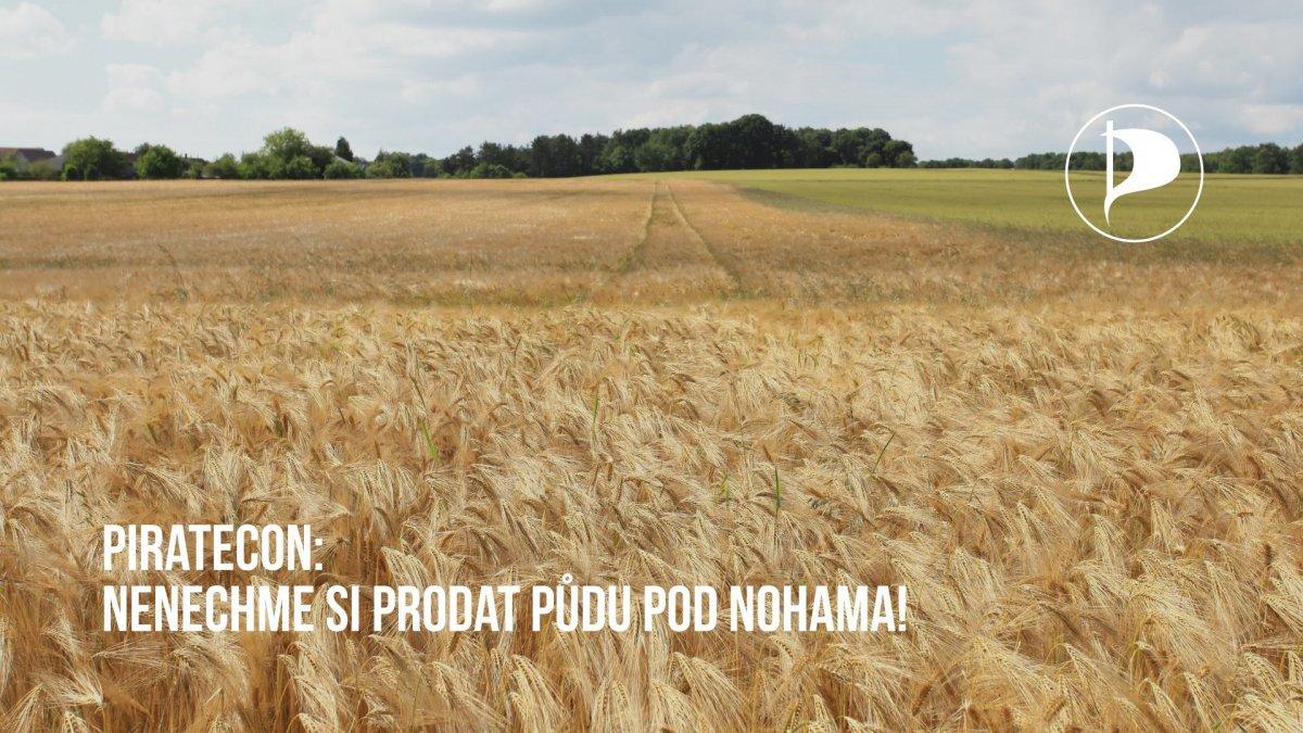 Nenechme si prodat půdu pod nohama
