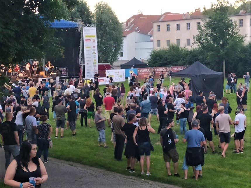Komentář Romana Paška - Kulturní akce v Třebíči na louce nesmí dělat pouze jeden pořadatel