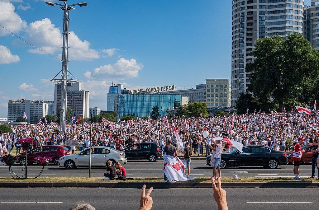 Podpořme Bělorusko v jeho touze po svobodě