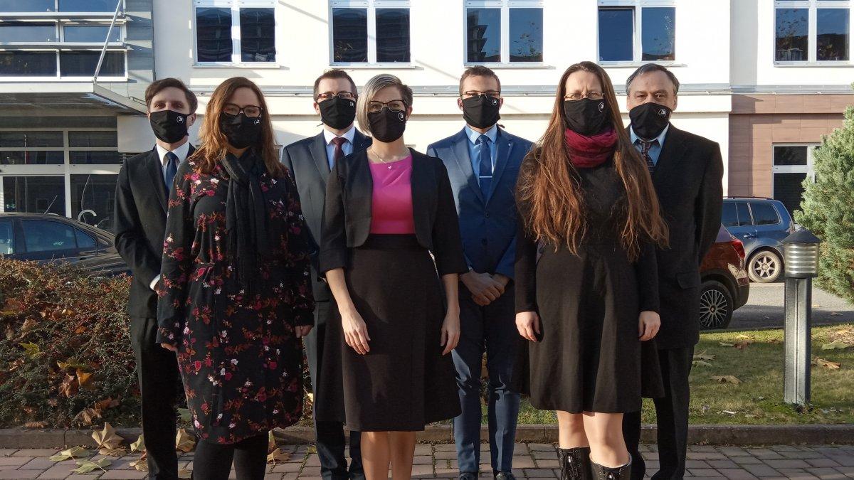 Piráti vyplouvají do krajské politiky na Vysočině. V nové krajské radě zasedne Hana Hajnová a Jan Břížďala