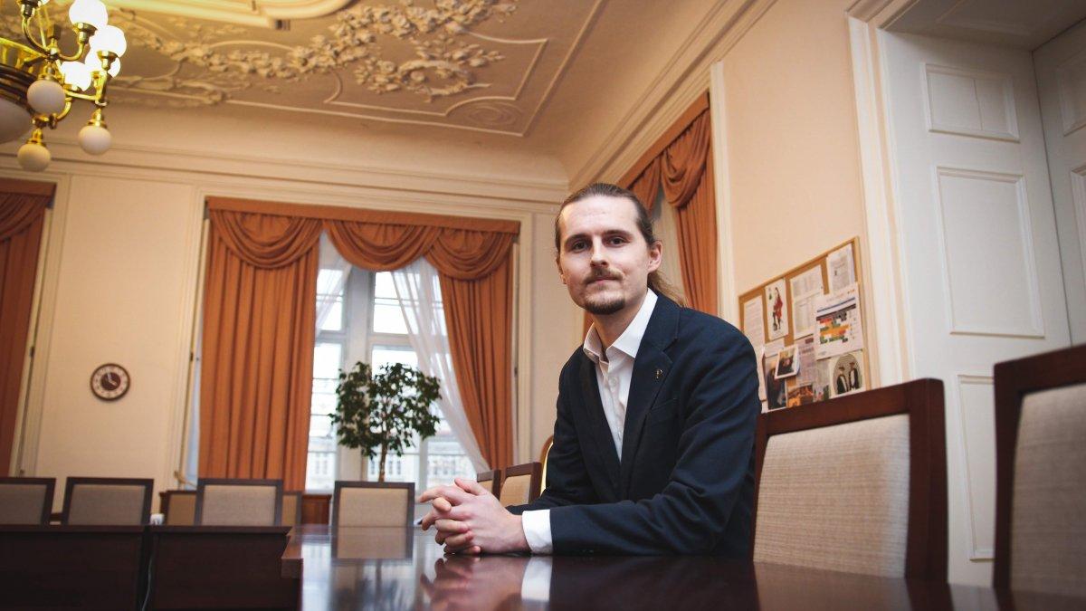 Jan Pošvář - prosinec ve sněmovně
