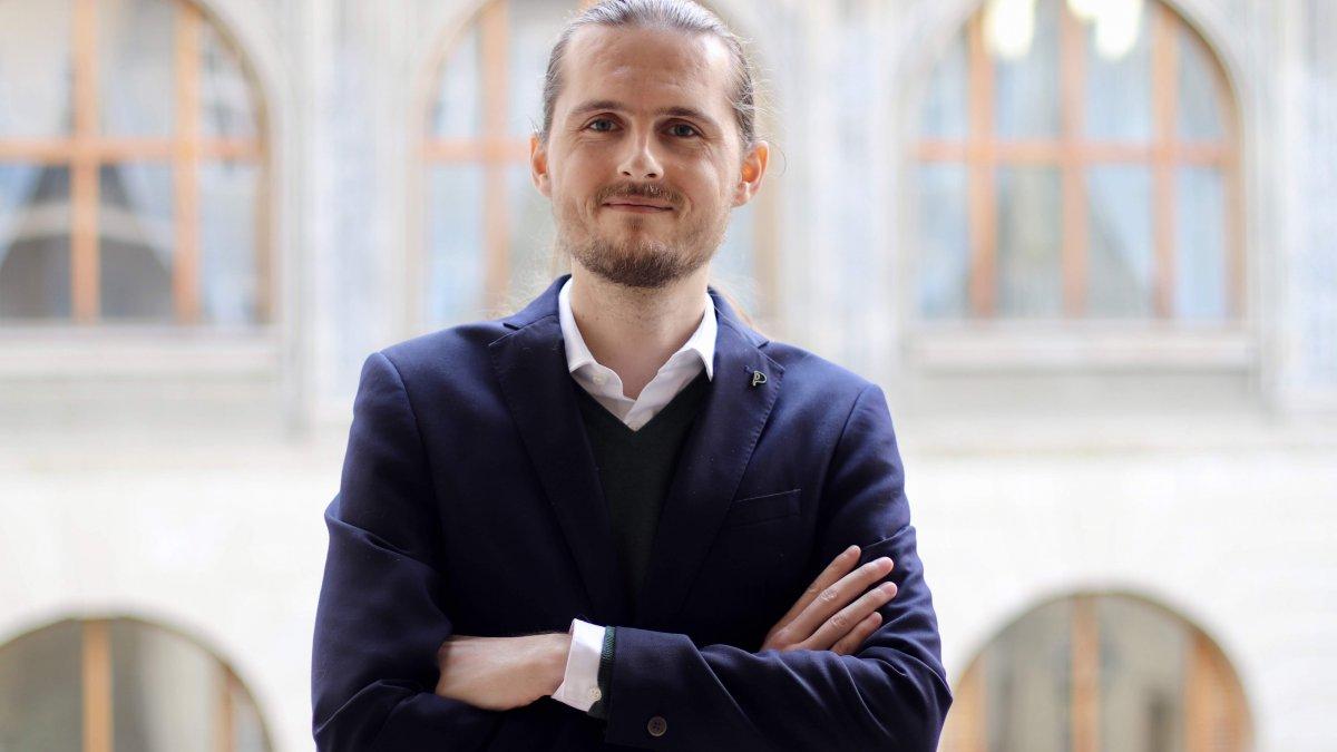 Piráti z Vysočiny zvolili Jana Pošváře na druhé místo kandidátky