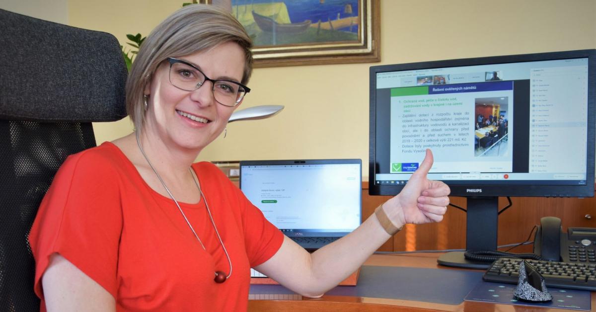 Veřejné fórum Kraje Vysočina - Mezi jedenáct priorit se dostala cyklomobilita, ochrana přírody nebo prevence obezity