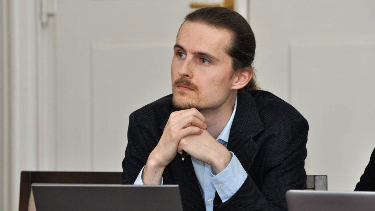 Jan Pošvář - květen ve sněmovně