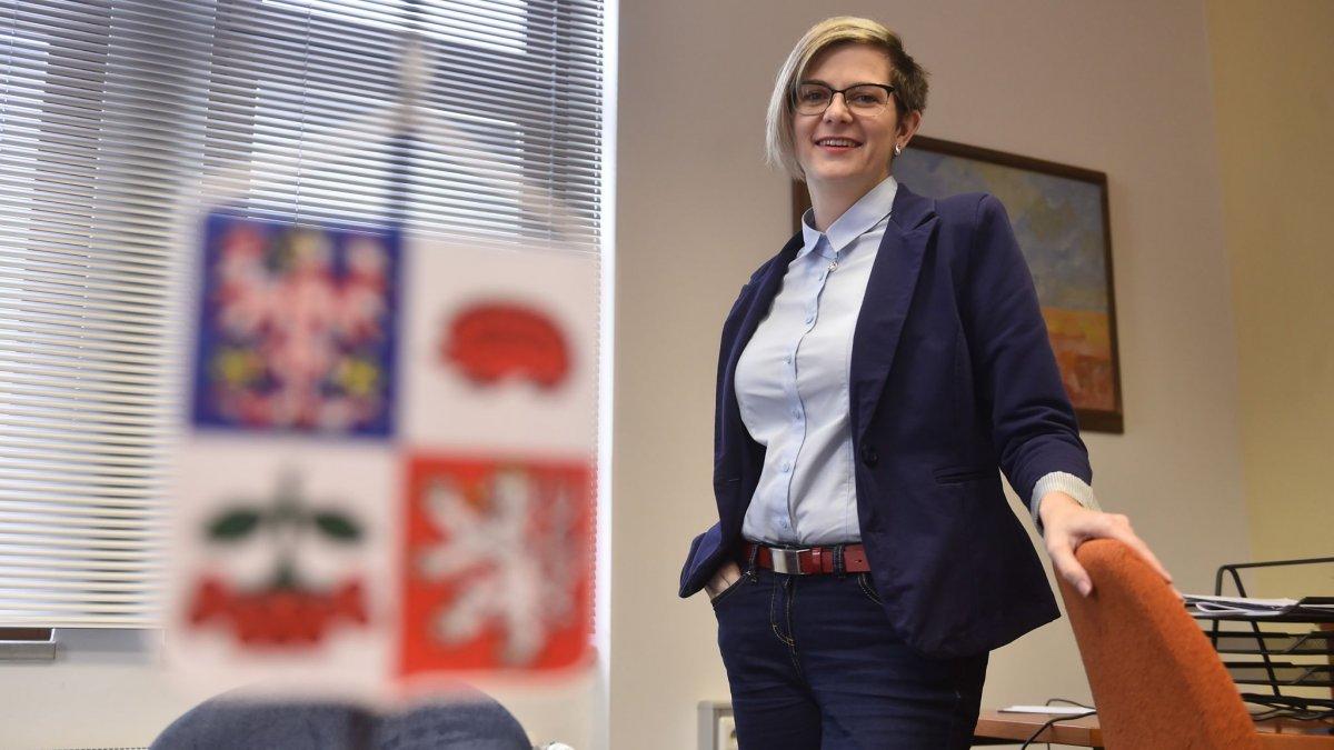 Hana Hajnová - V Senátu se diskutovalo o budoucnosti jaderné elektrárny Dukovany i energetické bezpečnosti Česka