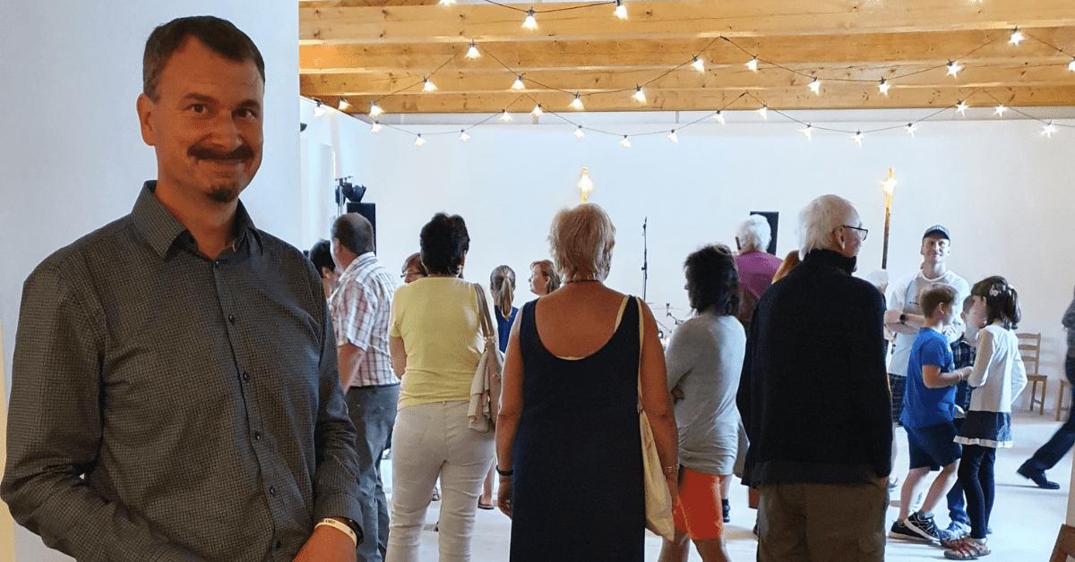 V Křižánkách otevřeli nové Komunitní centrum STODOLA