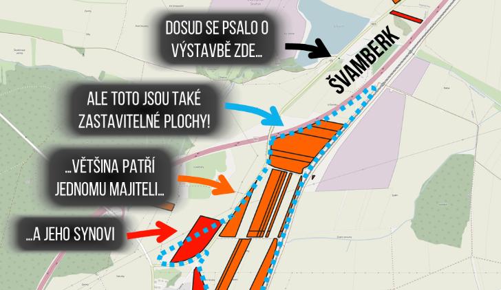 Další a větší průmyslová zóna u Ševětína?! A co dělat, aby nějaká nevyrostla za humny také vám?