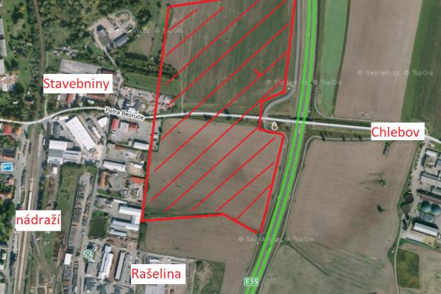U Soběslavi má vzniknout obří průmyslová zóna. Občané mají poslední šanci se ozvat
