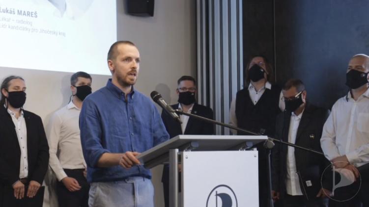 Pirátská strana odstartovala kampaň do podzimních voleb