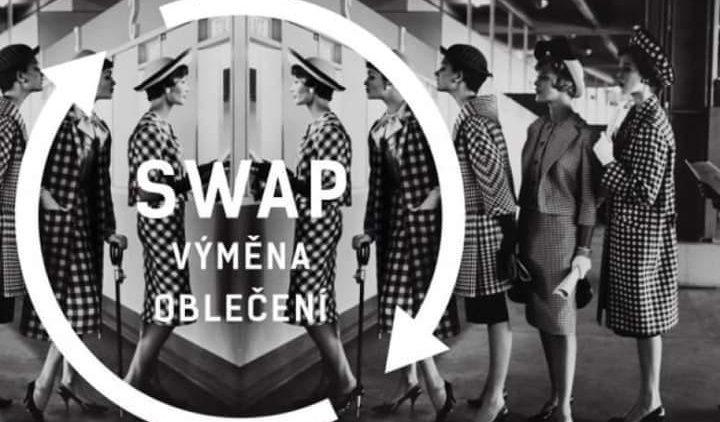Českobudějovické Pirátky zvou na SWAP - výměnný bazar oblečení