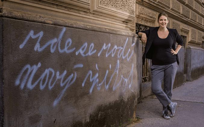 Jana Leitnerová: Důstojně na svět přijít a důstojně jej opustit