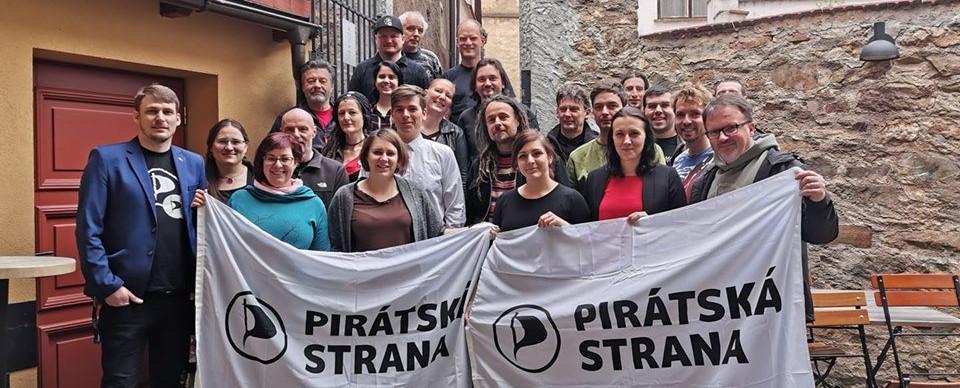 Piráti Jihočeský kraj